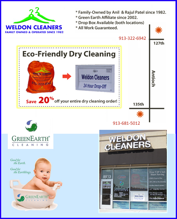 Weldon Cleaners