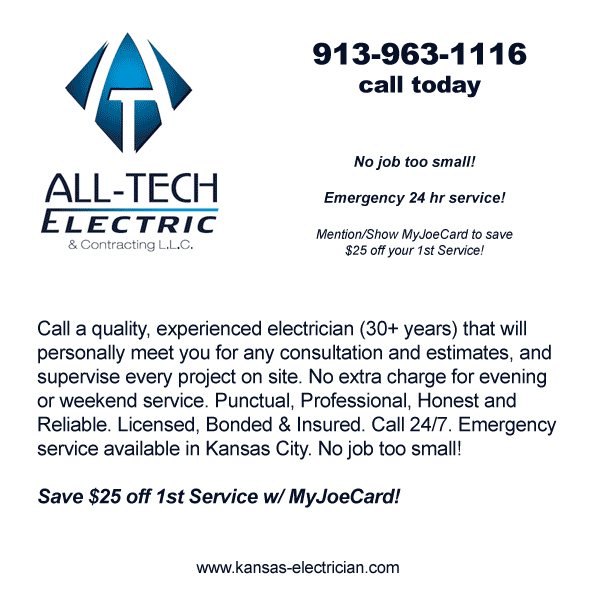 All Tech Electric & Contracting Kansas City