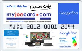 Google Fiber Card
