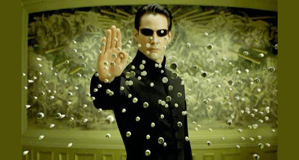 Google+ isn't a social network; it's The Matrix