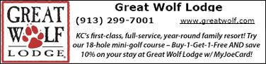 Directory Ad for Great Wolf Lodge