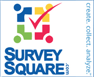 SurveySquare / SurveySquare.com 'create. collect. analyze.'
